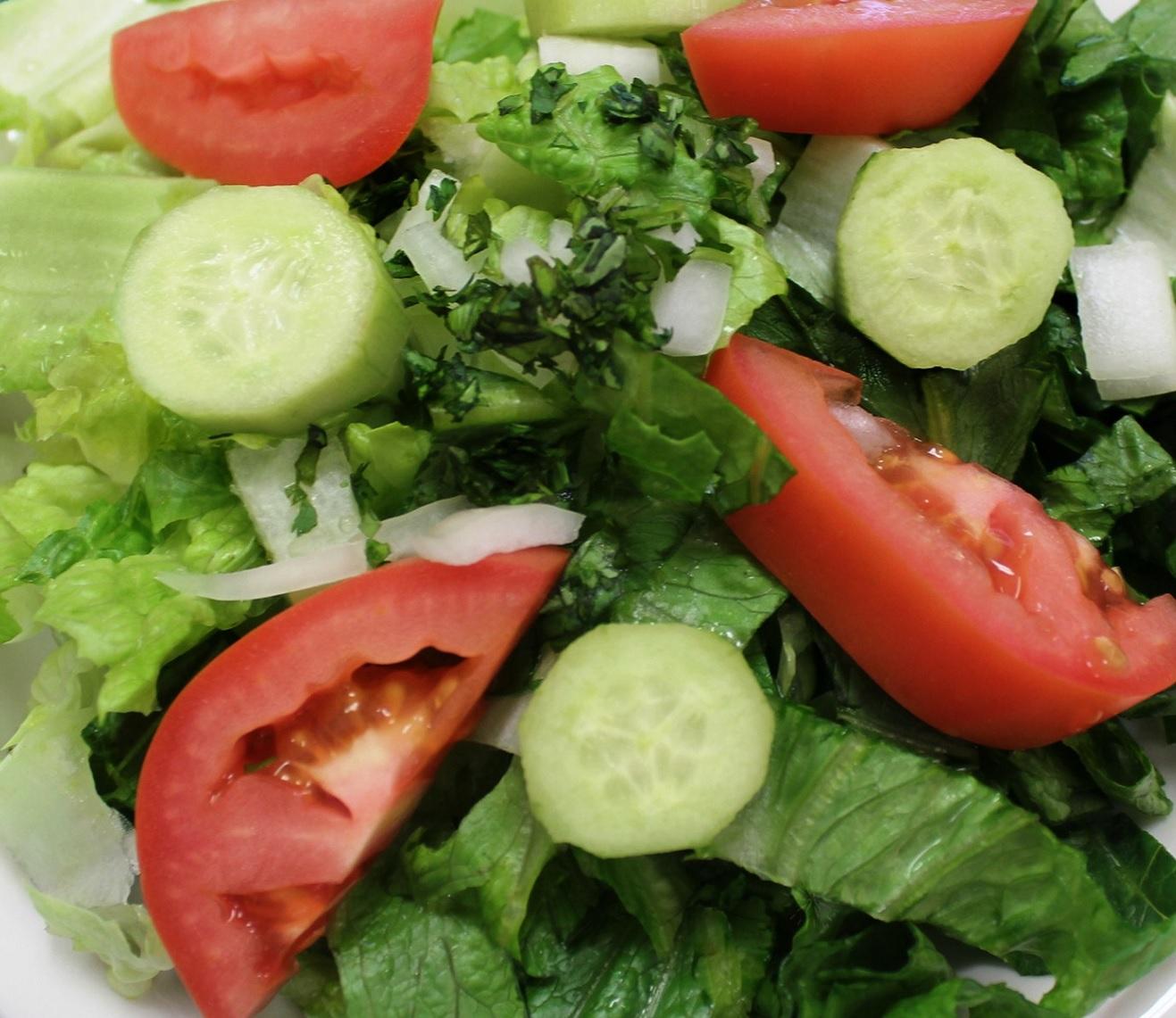 15.Garden Salad
