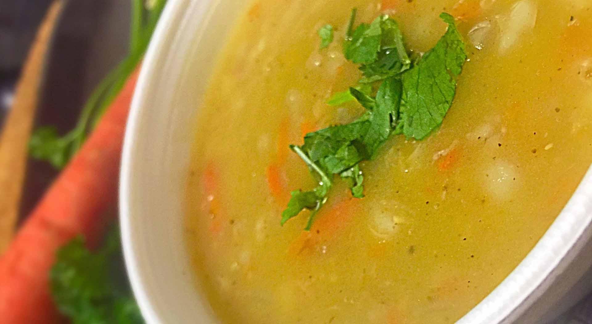 12.Barley Soup