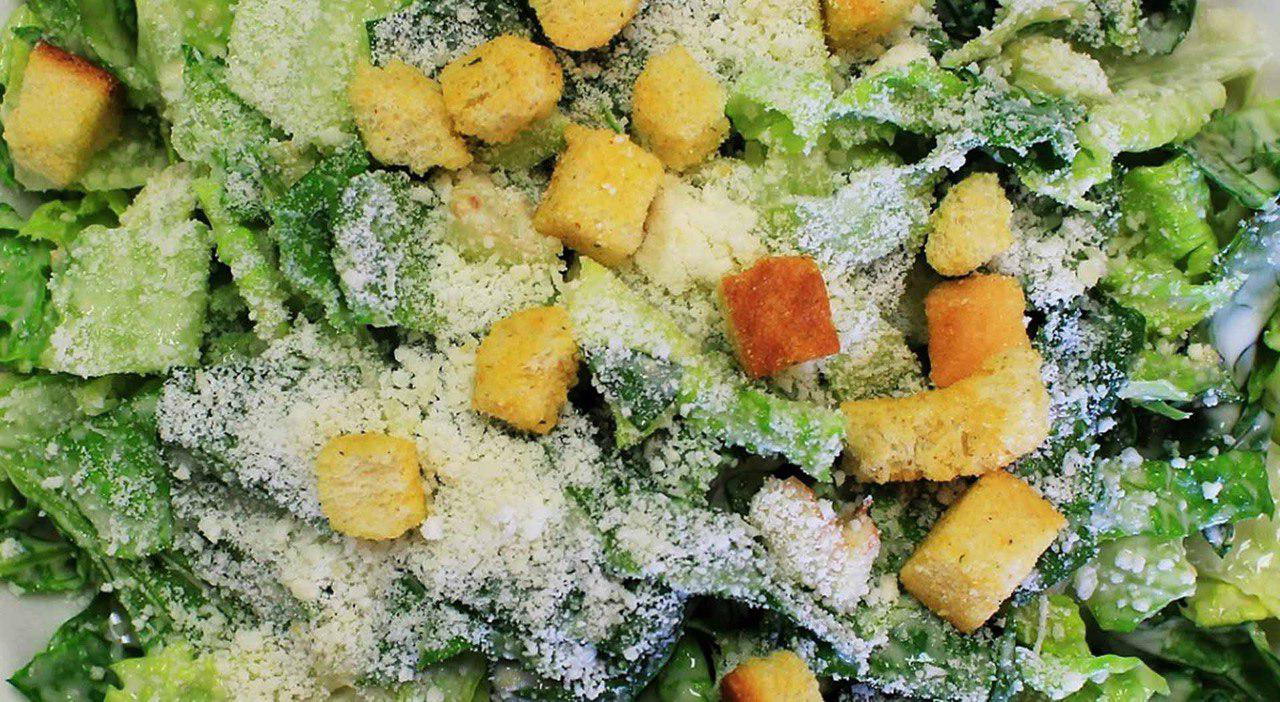 18.Caesar Salad