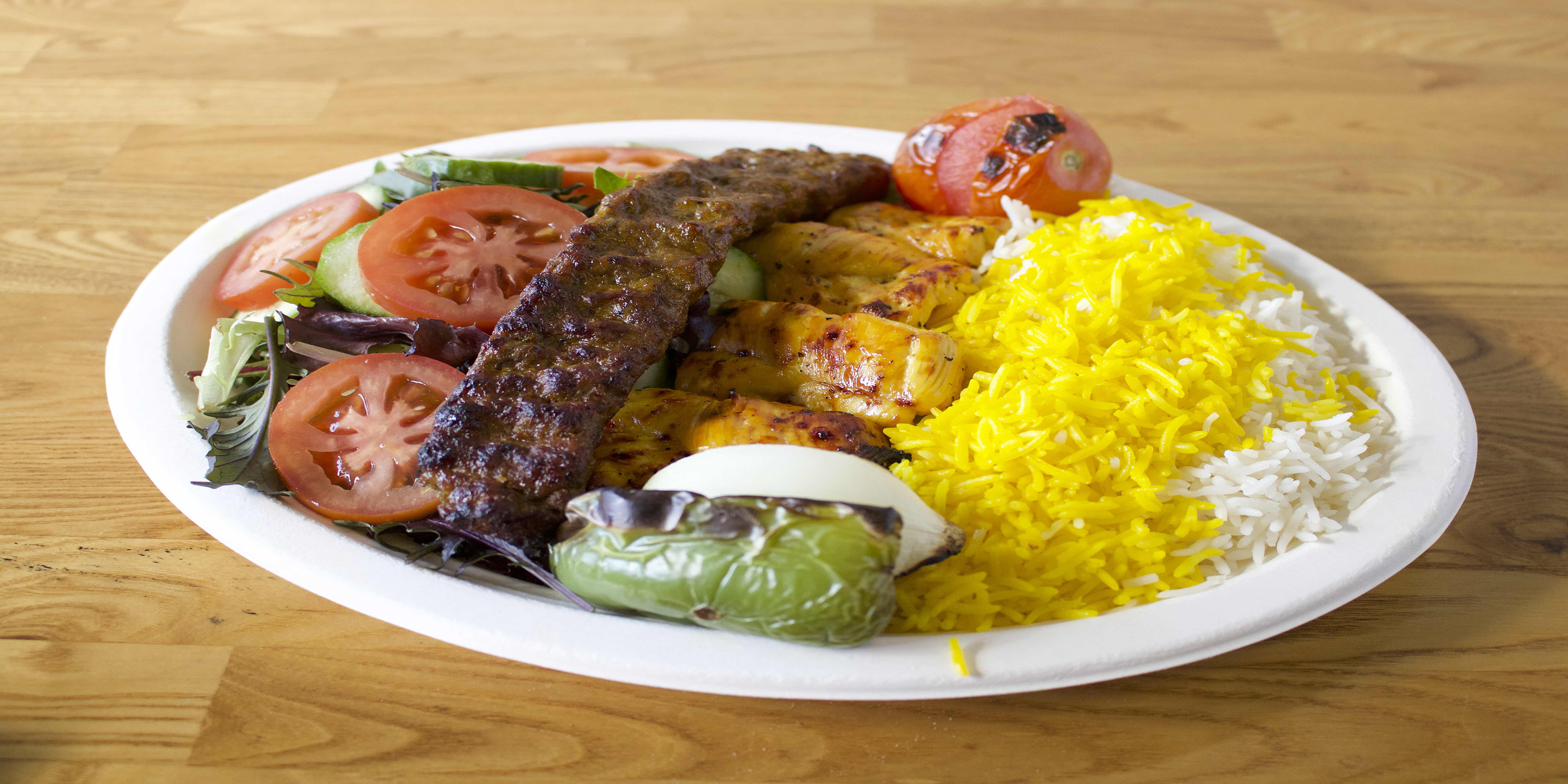 38.Combo Kebab