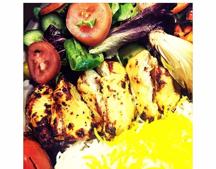 26.Lunch Chicken Kebab