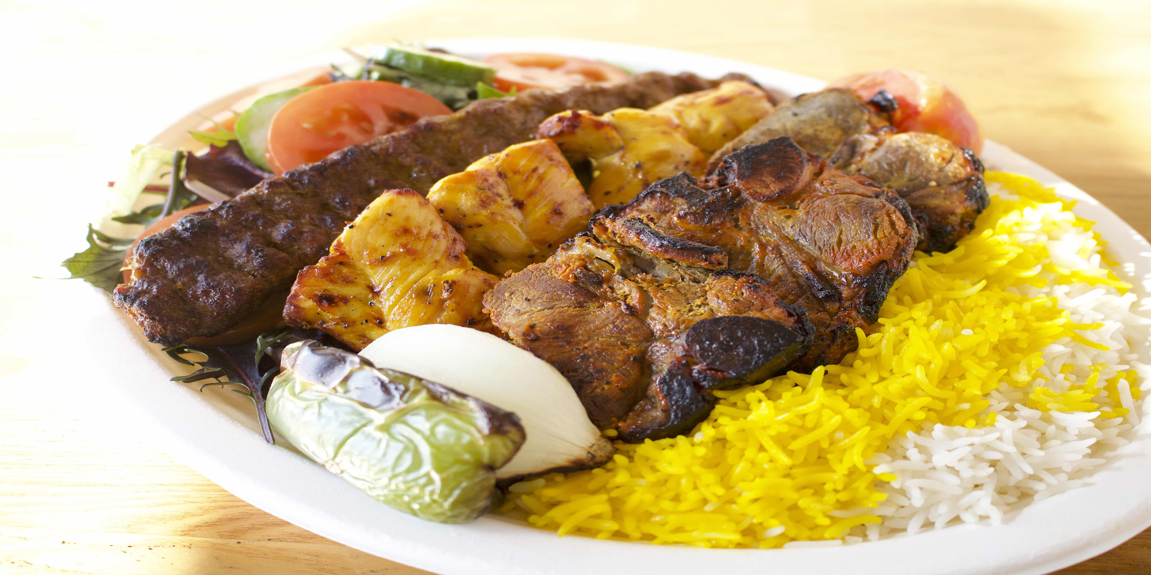 40.Rosemary Special Kebab