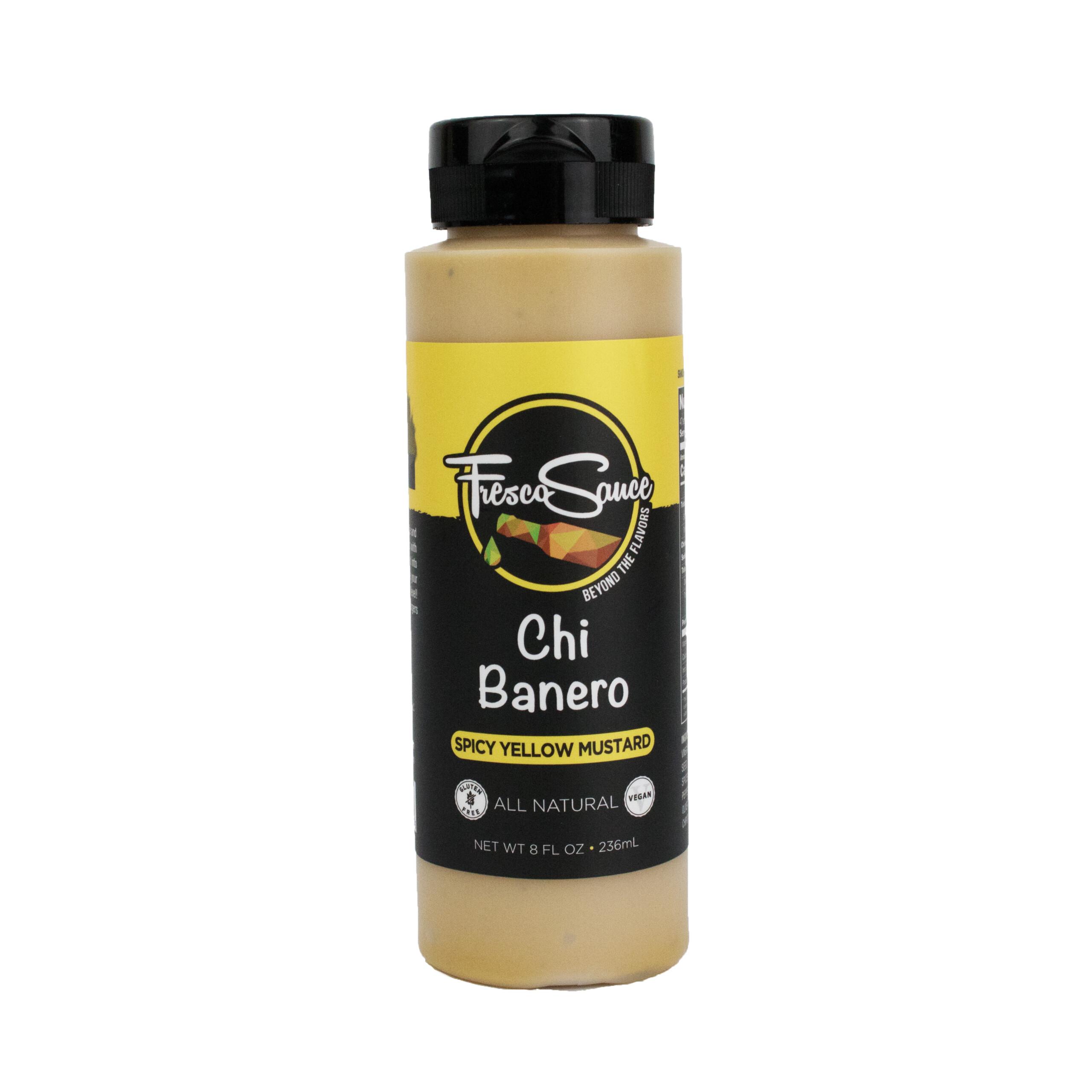 61. Chi Banero Spicy Mustard – Medium